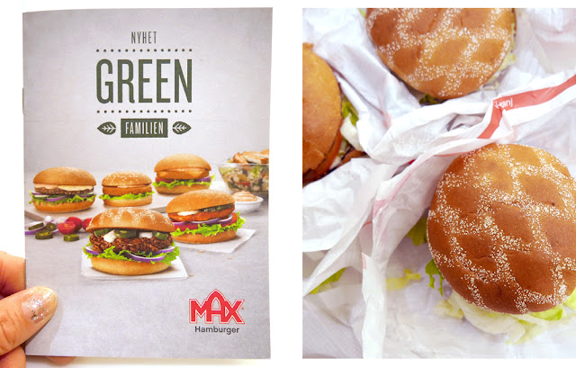 Test Max Burger Green Familie Veganburger Vegetarburger Kjøttfri Vegansk Pulled Oumph