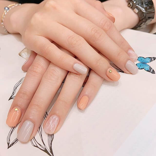 Summer is that the time you decide on colors you ✘ 29+ Summer Nails Ideas For 2020 To Enjoy Summertime
