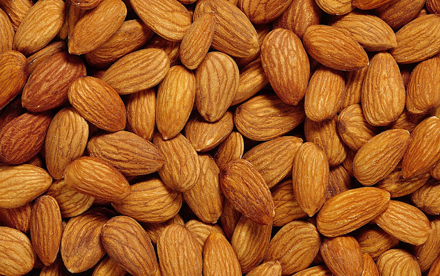 almond for healthy eyes