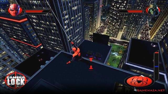 Ultimate Spider Man Gameplay Screenshot 2
