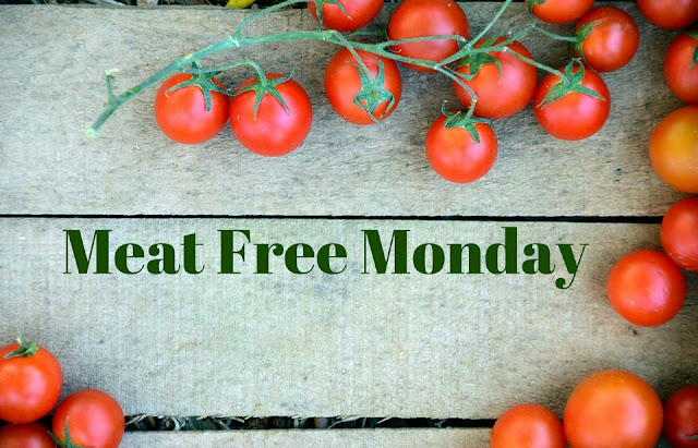 Meat Free Mondays - 7 Vegetarian Recipes to Inspire (24 July 2017)