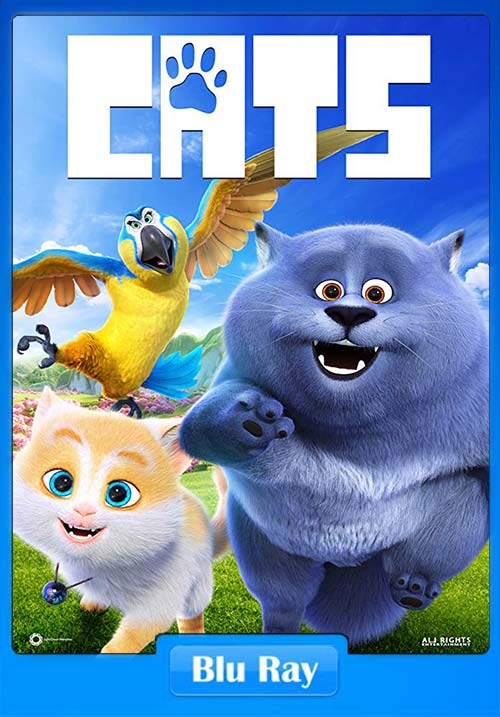 Cats 2018 720p BluRay x264 | 480p 300MB | 100MB HEVC
