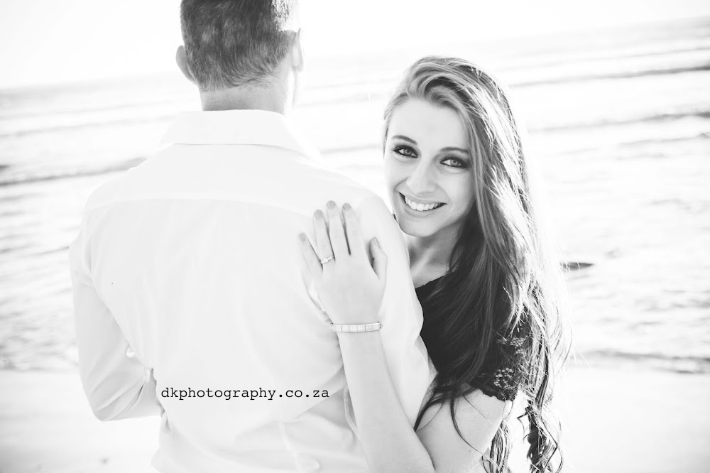 DK Photography 16 Preview ~ Clarissa & Dean's Engagement Shoot on Llandudno Beach & Suikerbossie Forest  Cape Town Wedding photographer