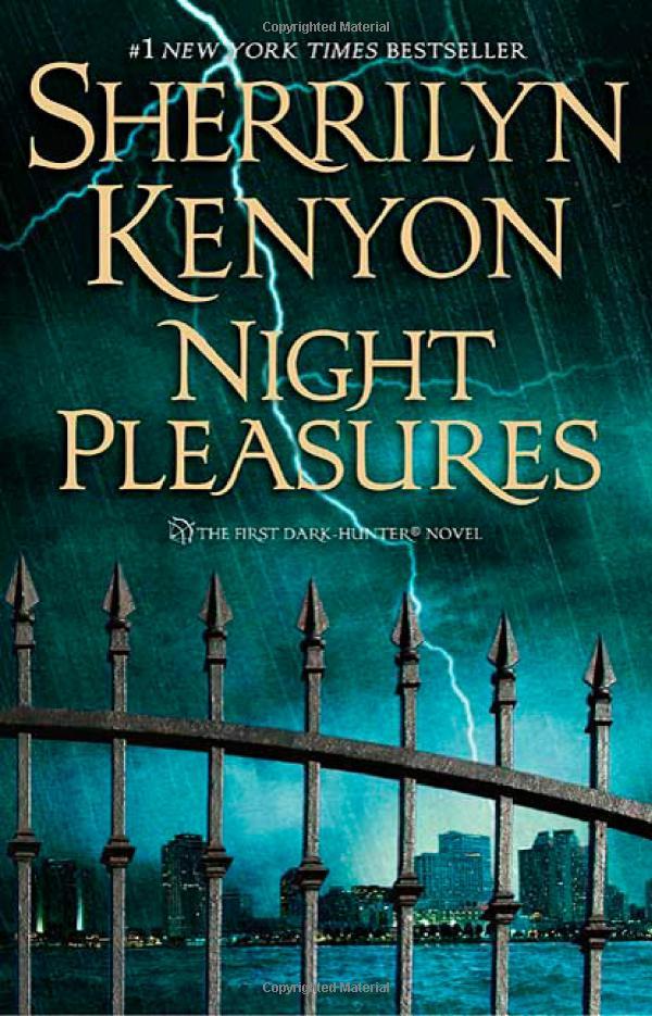 Sherrilyn Kenyon - Éjféli vad