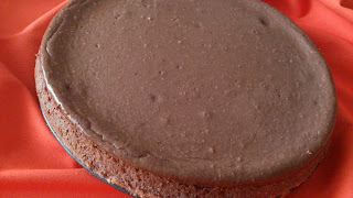 cheesecake tarta de queso chocolate crema avellanas nocilla nutella americana receta postre cremoso sencilla horno perfecta fiesta celebración cuca galleta