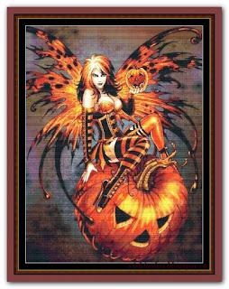 """""""Samhain Fairy"""" Witchykitt Designs"""