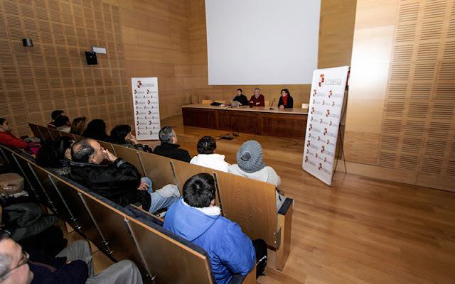 Algunos participantes en el plan de Empleo durante la presentación en Illescas. IMAGEN COMUNICACION ILLESCAS