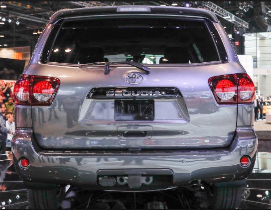2018 Toyota Sequoia TRD