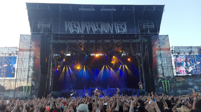 Viveiro, Resurrection Festival