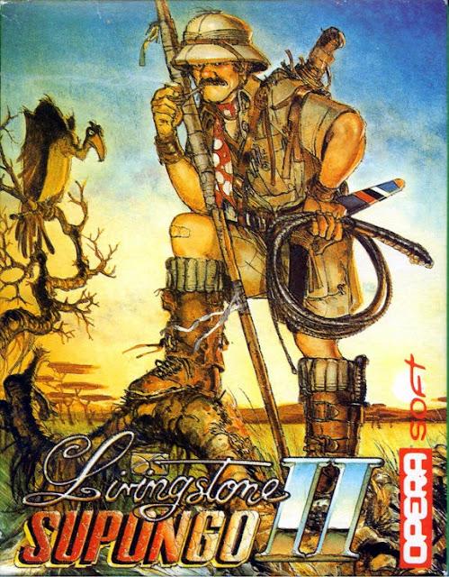 Va de Retro 7x10: Livingstone Supongo II