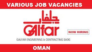 Image result for Vacancies in GALFAR
