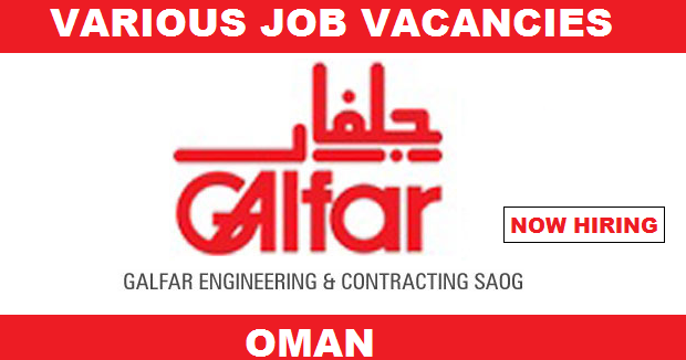 Image result for Jobs in Galfar, Oman