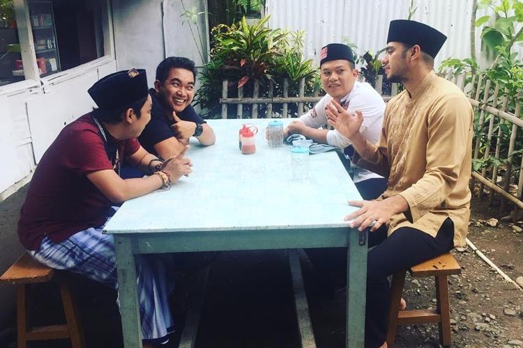 Wali Isi Bulan Ramadhan Dengan Bermain Sinetron