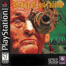 The city of Lost Children - PS1 - ISOs Download