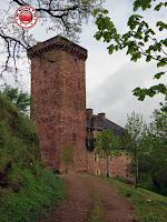 Chateau de la Servayrie, Mouret, Francia
