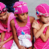 Torneio Guaruzão de natação no Bolão reuniu cerca 1.000 pessoas no sábado