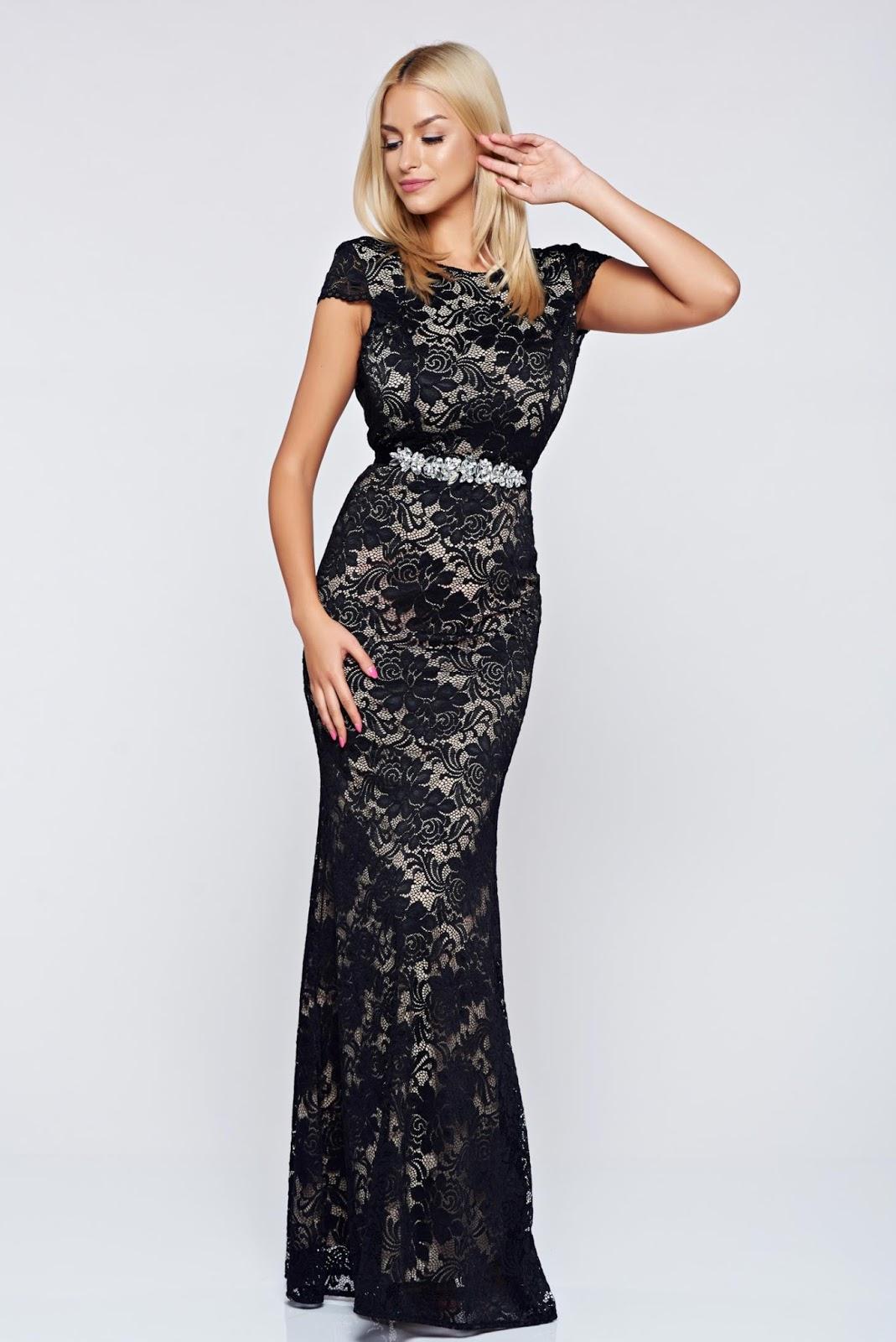 Modelos de vestidos largos y bonitos