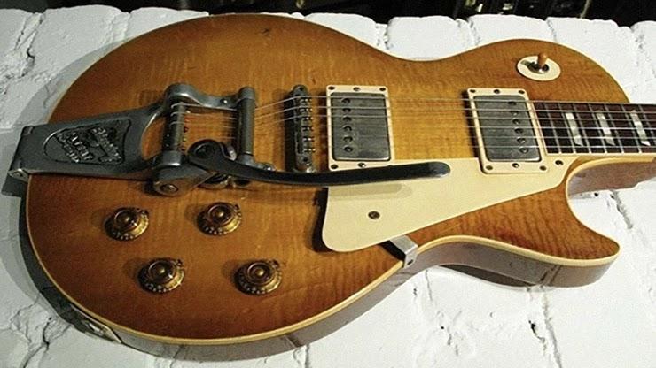 Сколько стоит самая дорогая гитара в мире