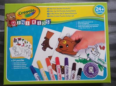 kit puzzle crayola