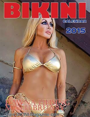 Dawna Lee Heising - Bikini Calendar