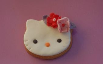 galleta hello kitty la caseta dolca
