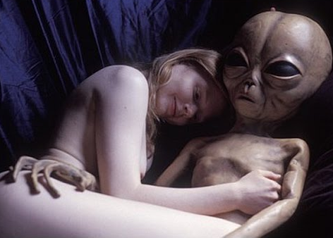 Aliens are having sex with our own women and having babies