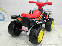 Royal RY818 ATV Ghost Rider Battery Toy Motorcycle