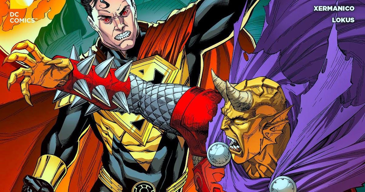 """Etrigan Vs Superman Comic: El Blog De Batman: Reseña: """"Injustice: Gods Among Us"""