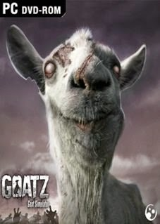 Goat Simulator: GoatZ - PC (Download Completo em Torrent)