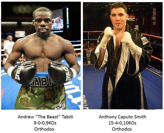 Andrew Tabiti vs. Anthony Smith Pacquiao-Mayweather