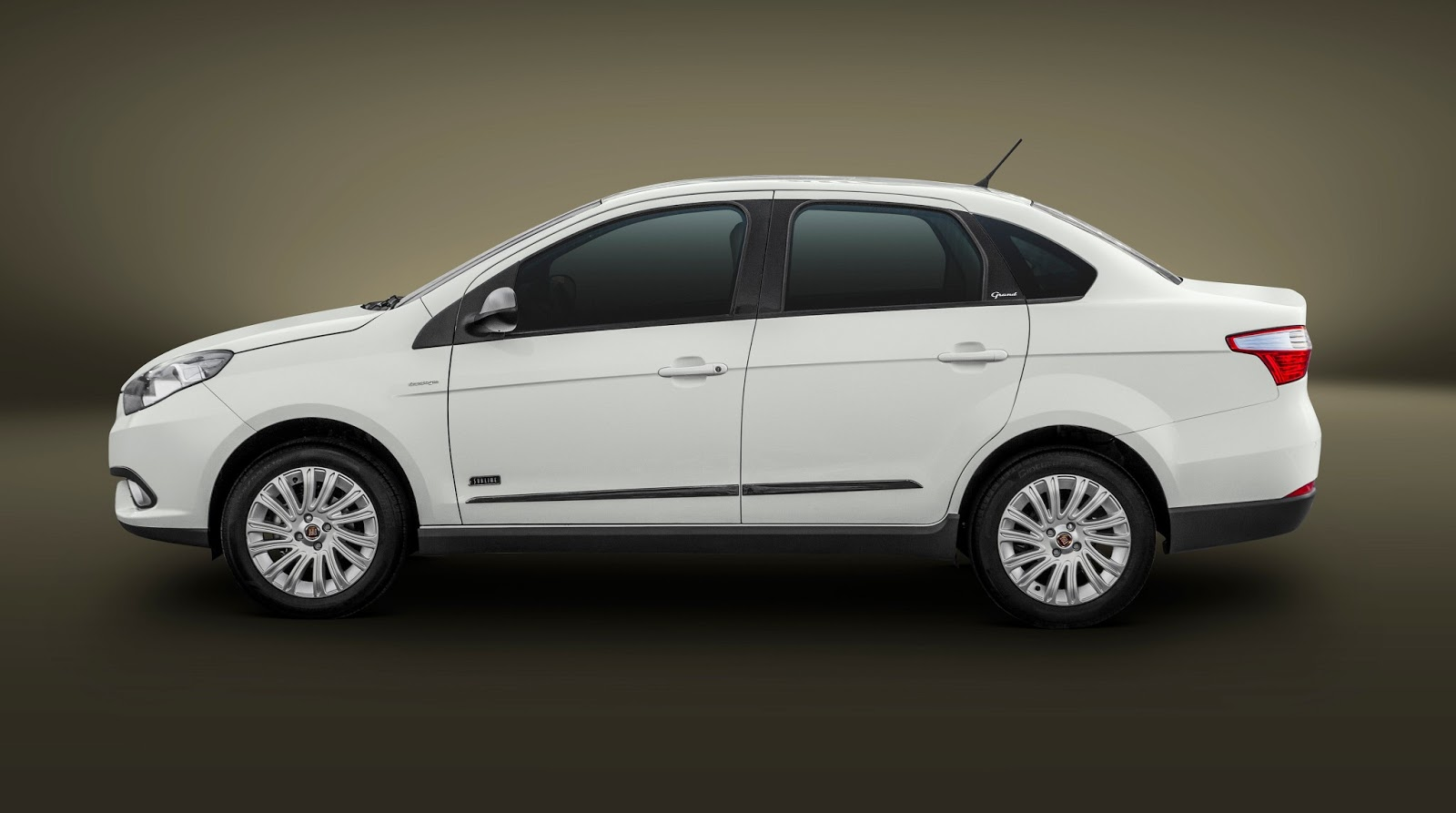 Racionauto  Fiat Lan U00c7a Grand Siena S U00c9rie Especial Sublime