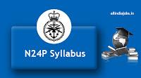 N24P House Keeper Syllabus