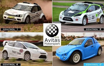 Avitaş Motorsport'tan 4 farklı otomobil prototipi