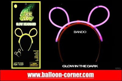 Glow Headband / Bando Fosfor