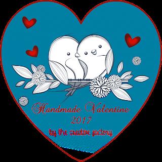 Banner Handmade Valentine 2017 TCF - My Little Inspirations