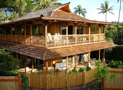 bamboo style house 18