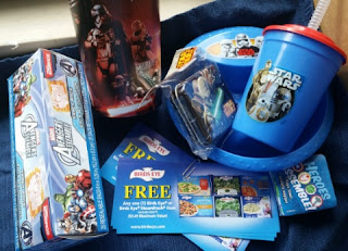 birds eye steamfresh marvel star wars giveaway pack