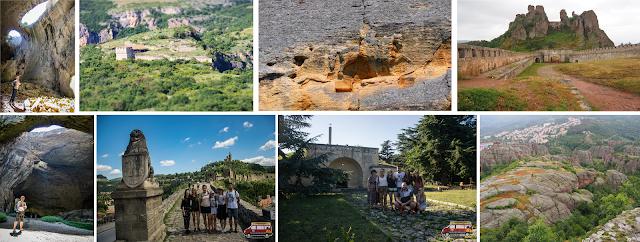 Zdjęcia blogerów podróżniczych z Bułgarii