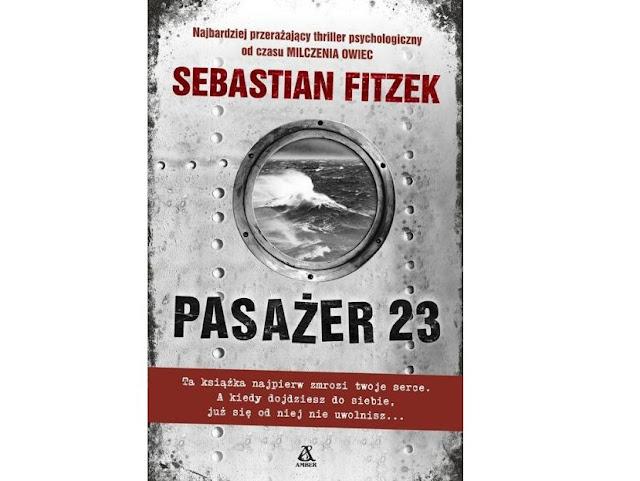 Sebastian Fitzek - Pasażer 23