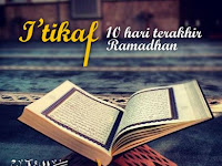 7 Keutamaan Fadhilah  I'tikaf di Bulan Ramadhan