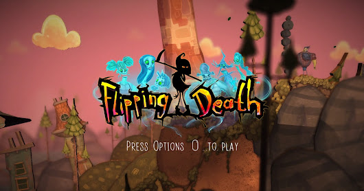 Flipping Death | PS4 Review