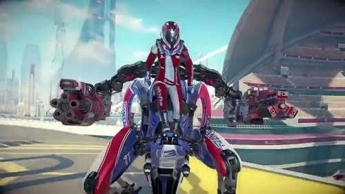 RIGS Mechanized Combat League Career Mode