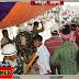 मधेपुरा: आलमनगर में मुखिया प्रत्याशी समर्थकों ने मतगणना केंद्र पर जम कर बरसाए रोड़े