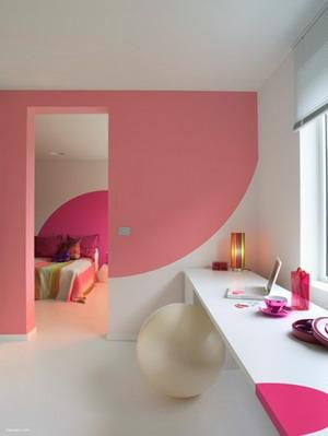 Decoraci n y afinidades paredes pintadas de dos colores - Paredes pintadas de dos colores ...