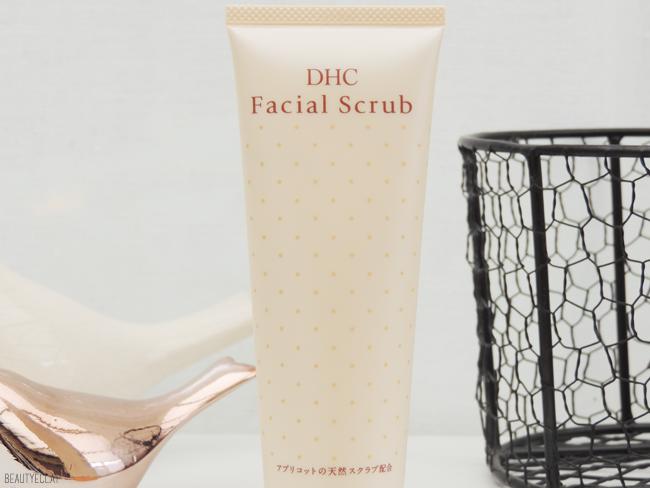 itineraire beaute dhc exfoliant visage purete facial scrub revue avis test