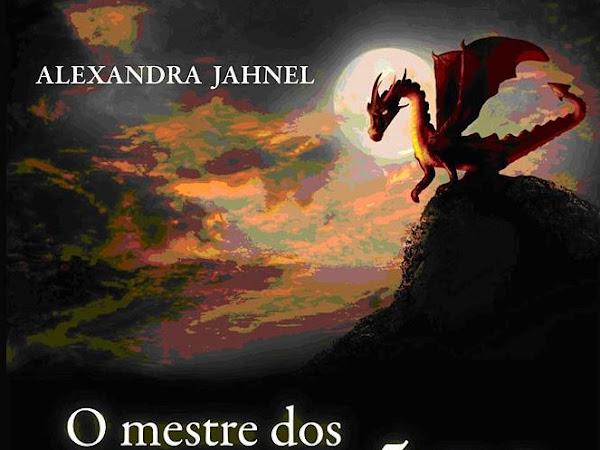 Resenha Nacional II O Mestre dos Dragões Vermelhos - O Império - Alexandra Jahnel