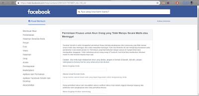 Mudah Menghapus Akun Facebook Permanen