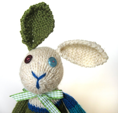 Knit Pattern Bunny 1000 Free Patterns