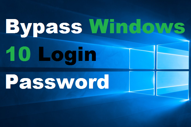 how to bypass login on windows 10