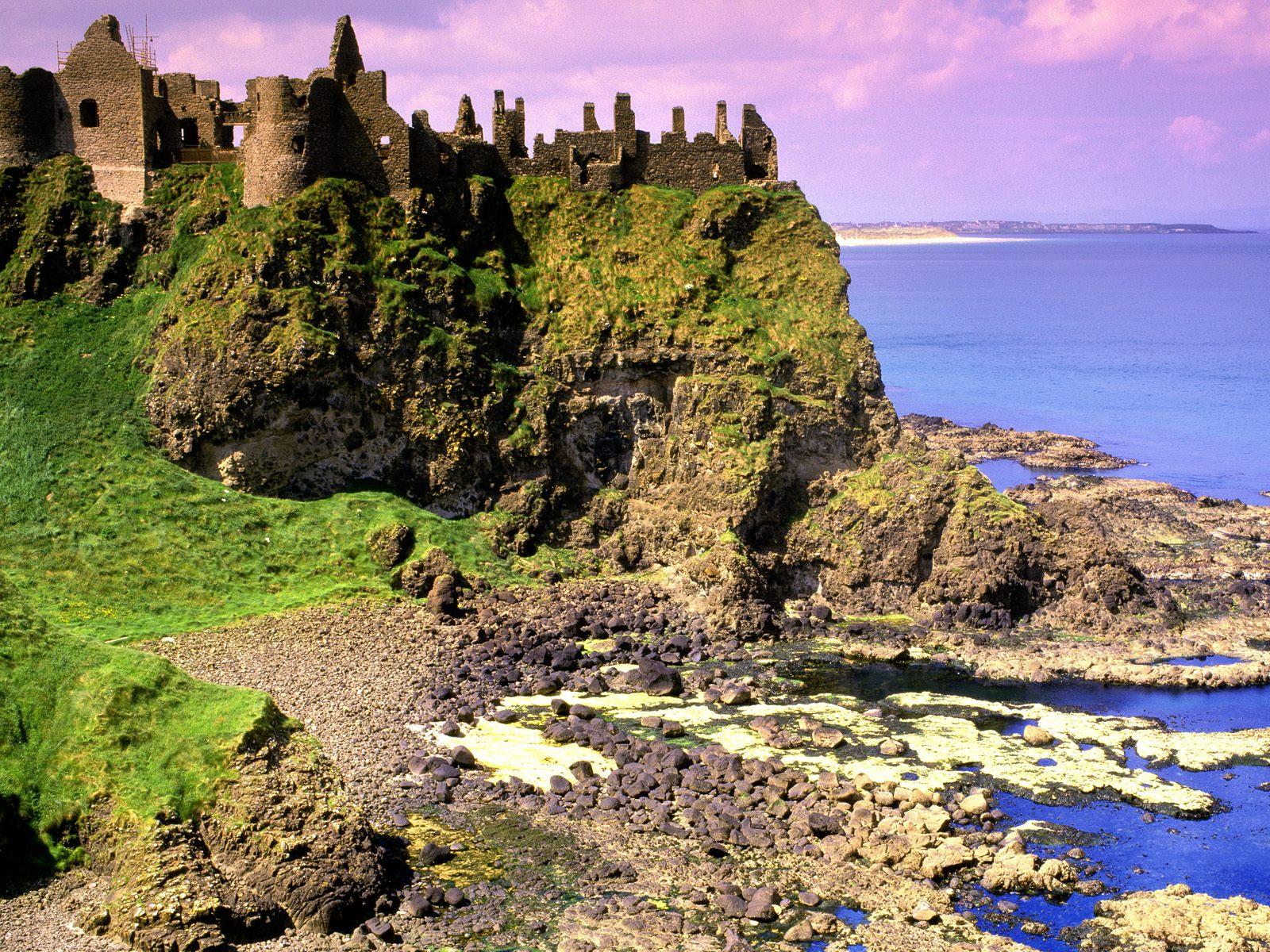 All World Visits: Ireland Castles